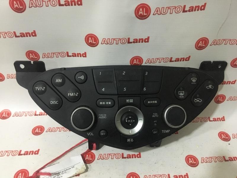 Блок управления климат контроля Nissan Primera P12