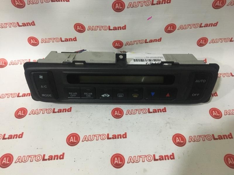 Блок управления климат контроля Honda Odyssey RA6