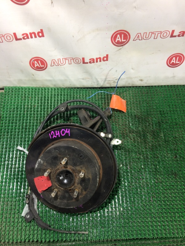 Ступица без суппорта Toyota Caldina ZZT241 задняя правая