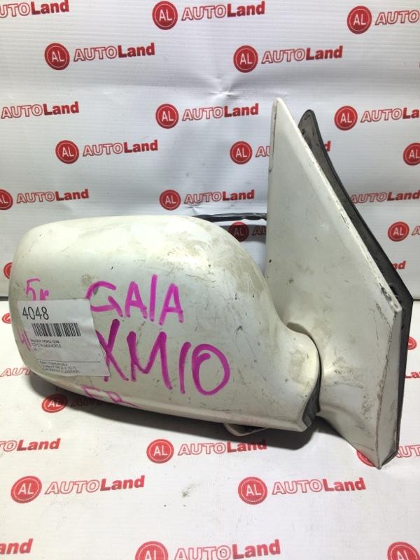 Зеркало Toyota Gaia SXM 10 переднее правое