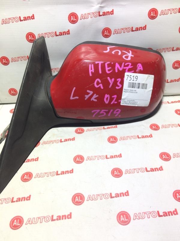 Зеркало Mazda Atenza GY3W переднее левое