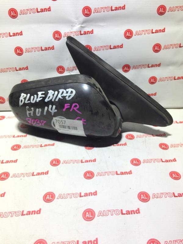 Зеркало Nissan Bluebird HU14 переднее правое