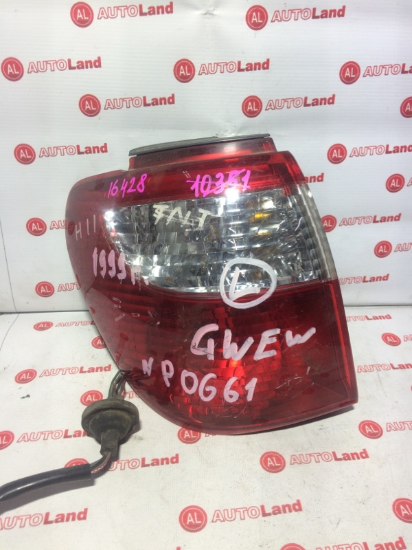 Стоп-сигнал Mazda Capella GWEW задний левый