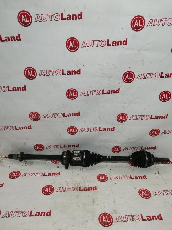 Привод Toyota Isis ANM10 передний правый