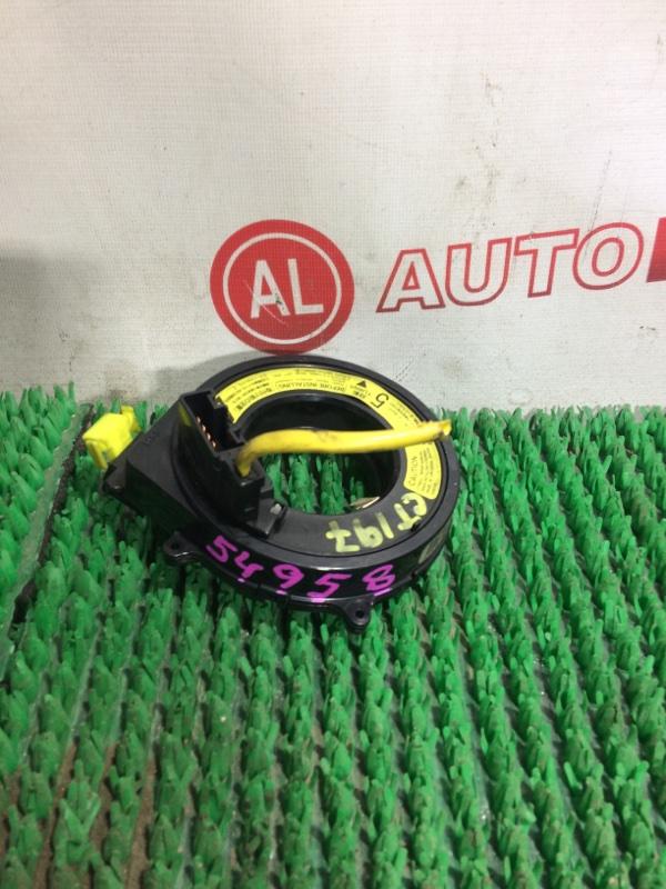 Шлейф лента airbag Toyota Caldina CT197
