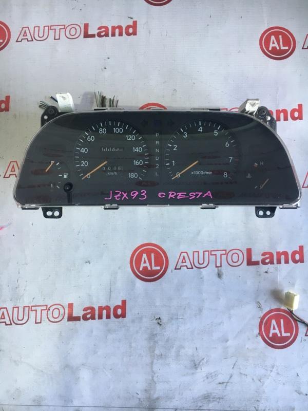 Щиток приборов Toyota Cresta JZX93