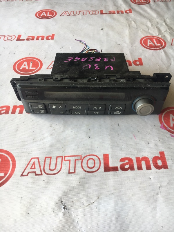 Блок управления климат контроля Nissan Presage U30