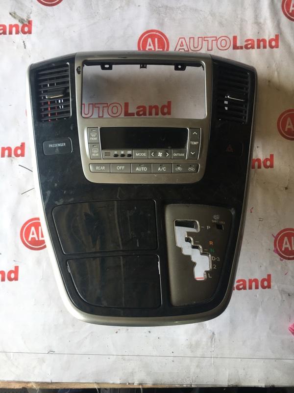 Блок управления климат контроля Toyota Alphard ANH10