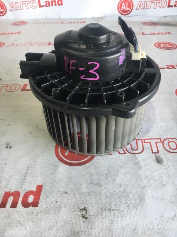 Мотор печки Honda Stepwagon RF3