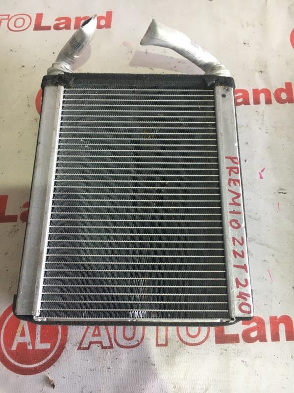 Радиатор печки Toyota Premio ZZT240