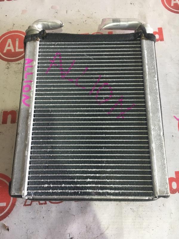 Радиатор печки Toyota Premio NZT240