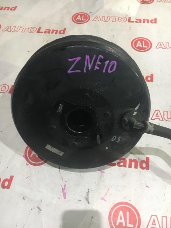 Вакуумный усилитель Toyota Wish ZNE10