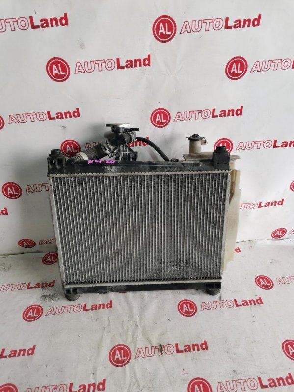 Радиатор основной Toyota Porte NNP11