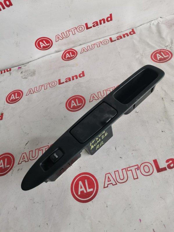 Блок управления стеклоподьемника Toyota Ipsum ACM26 задний правый