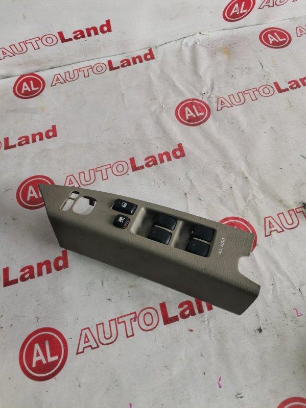 Блок управления стеклоподьемника Toyota Isis ANM10 передний правый