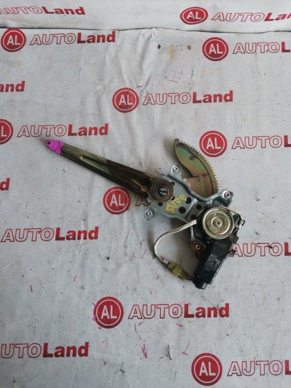 Стеклоподъемник Toyota Corona ST170 задний правый