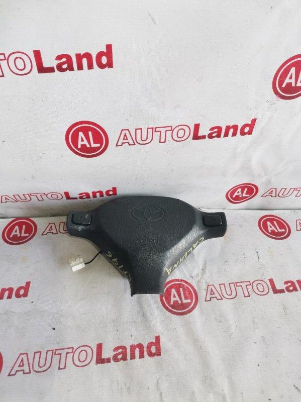 Крышка airbag Toyota Caldina CT197 передняя правая