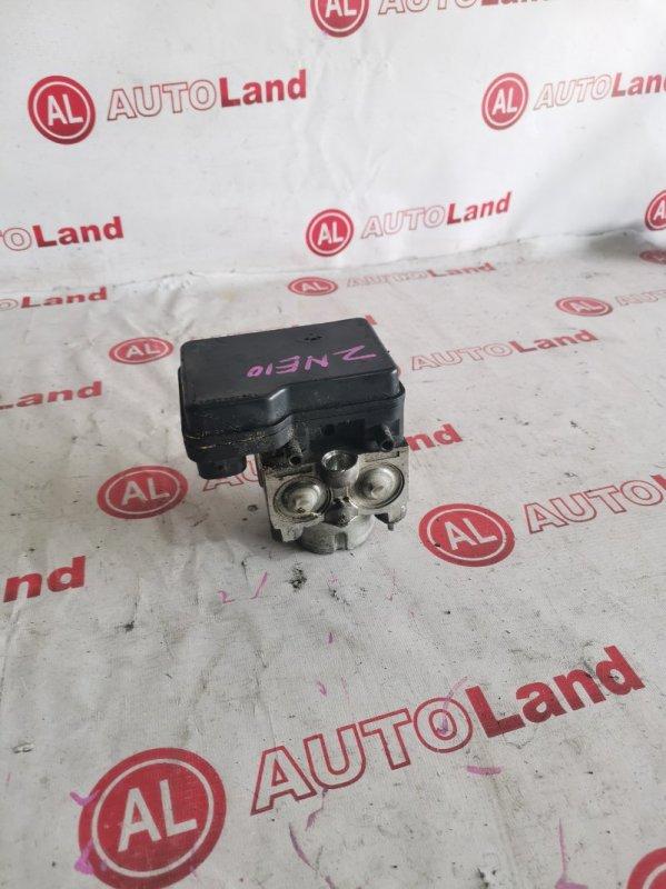 Блок abs Toyota Wish ZNE10