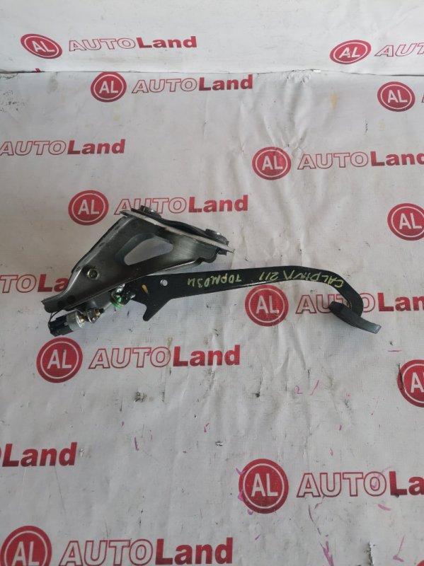 Педаль тормоза Toyota Caldina AT211