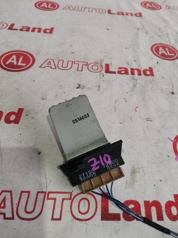 Реостат Nissan Cube AZ10