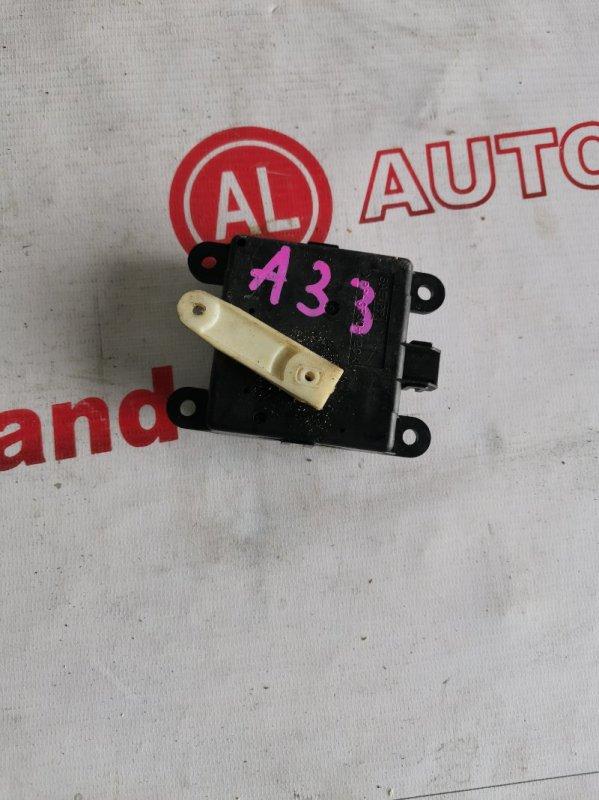 Сервопривод заслонки печки Nissan Cefiro A33