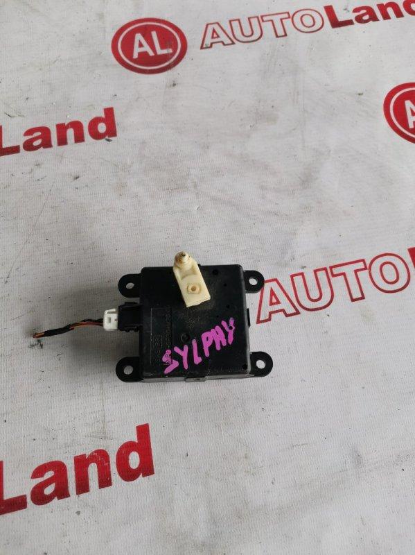 Сервопривод заслонки печки Nissan Bluebird Sylphy QG10