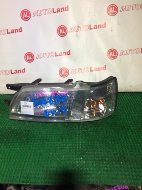 Фара Nissan Bluebird U14 передняя левая