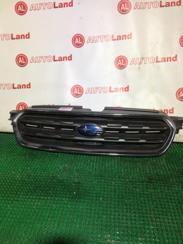 Решетка радиатора Subaru Legacy BP9