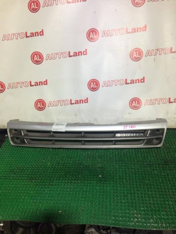 Решетка радиатора Toyota Carina AT192