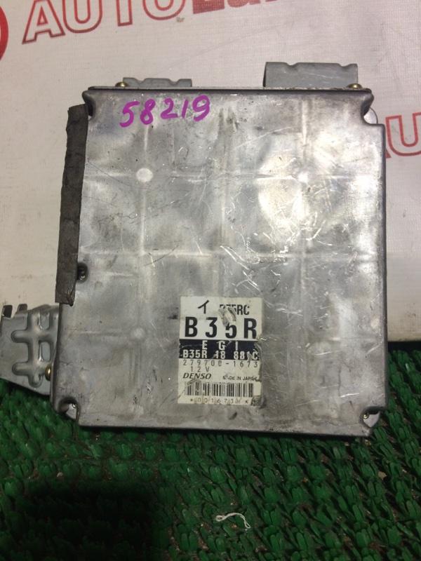 Блок управления двс Mazda Demio DW3W B3