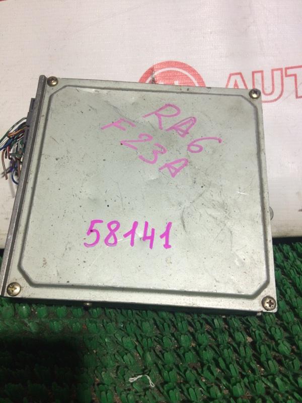 Блок управления двс Honda Odyssey RA6 F23A
