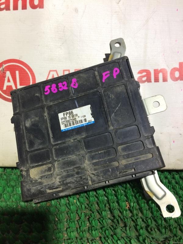 Блок управления двс Mazda Premacy CP8W FP
