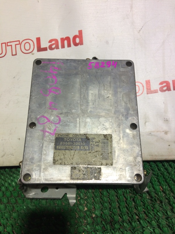 Блок управления двс Toyota Bb NCP31 1NZ-FE