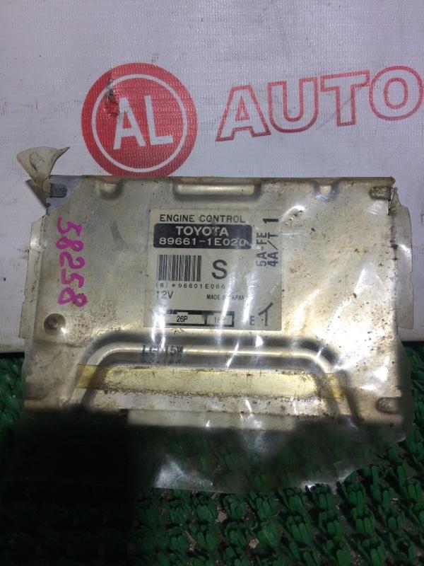 Блок управления двс Toyota Corolla AE110 5A-FE