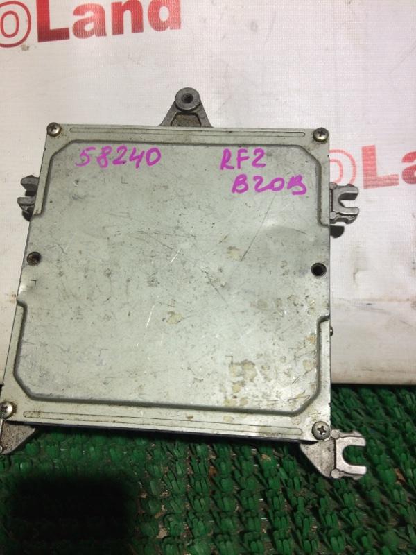Блок управления двс Honda Stepwagon RF2 B20B