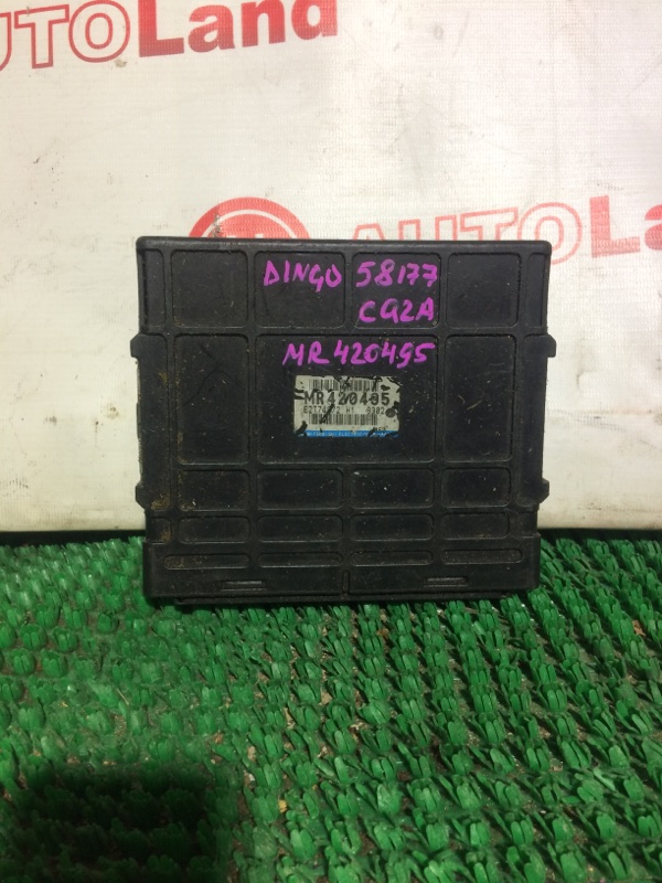 Блок управления двс Mitsubishi Dingo CQ2A 4G15