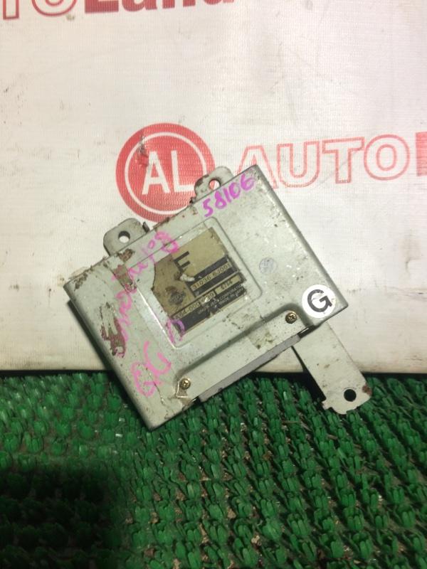 Блок управления акпп Nissan Bluebird U14 QG18DE
