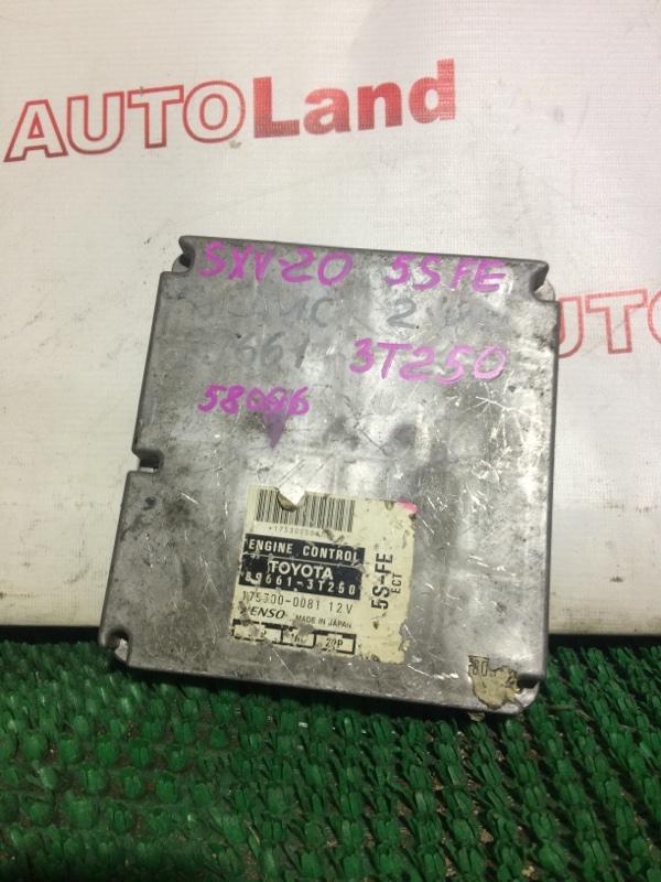 Блок управления двс Toyota Camry Gracia SXV20 5S-FE