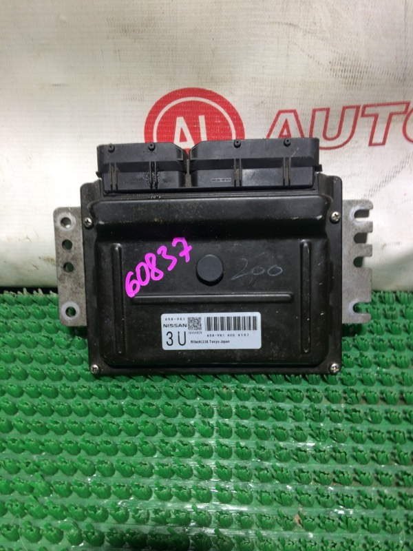 Блок управления двс Nissan Cube BZ11 CR14