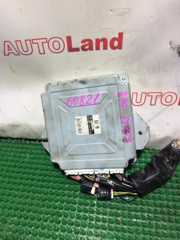 Блок управления двс Subaru Outback BP9 EJ253