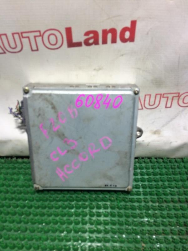 Блок управления двс Honda Accord CL3 F20B