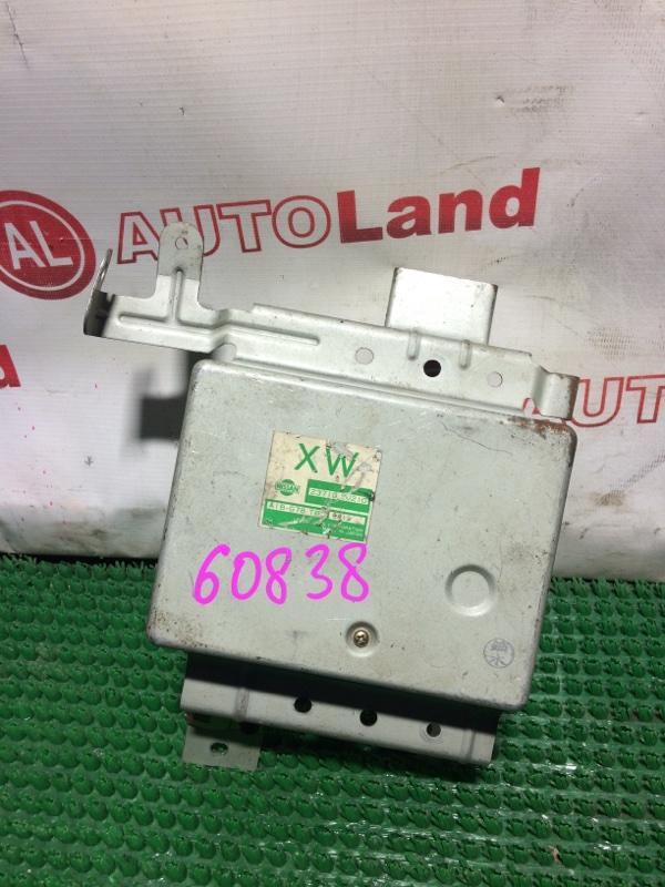 Блок управления двс Nissan Cube AZ10 CG13DE