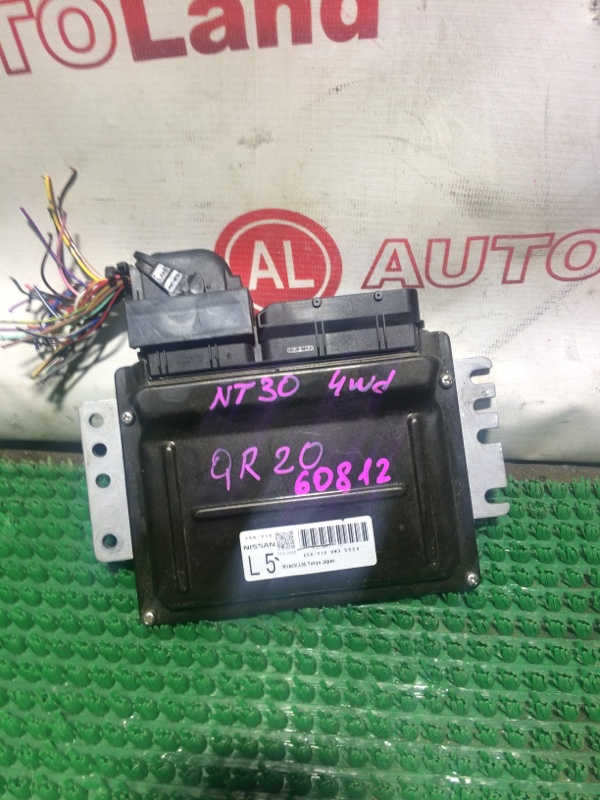 Блок управления двс Nissan X-Trail NT30 QR20DE
