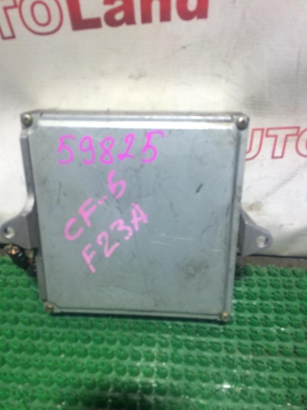 Блок управления двс Honda Accord CF6 F23A