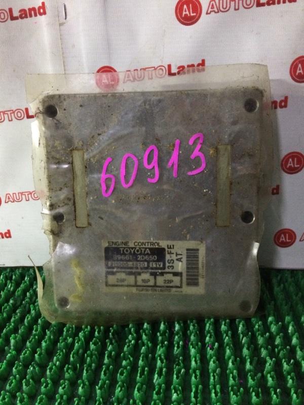 Блок управления двс Toyota Carina Ed ST200 3S-FE