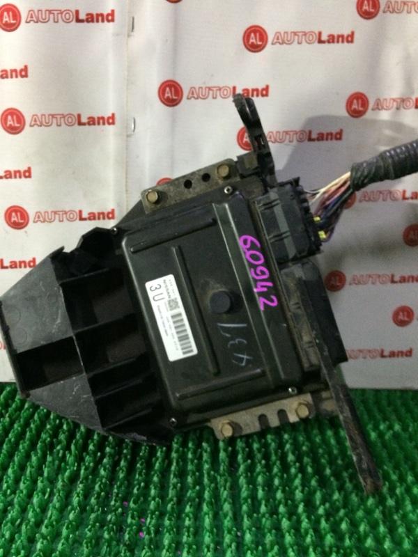 Блок управления двс Nissan Wingroad VFY11 QG15