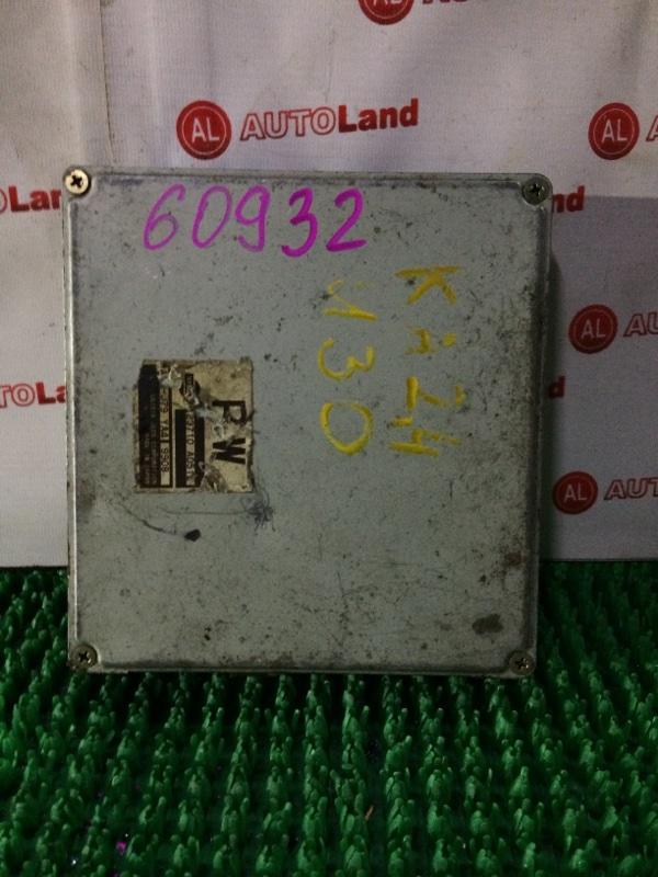 Блок управления двс Nissan Presage U30 KA24