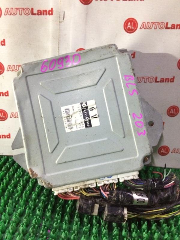 Блок управления двс Subaru Legacy BL5 EJ203