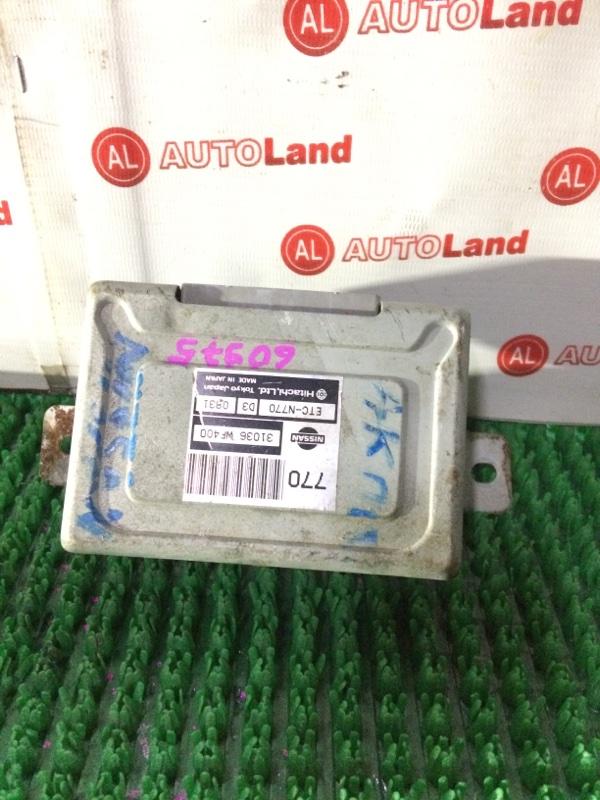 Блок управления акпп Nissan Liberty PNM12 QG15DE