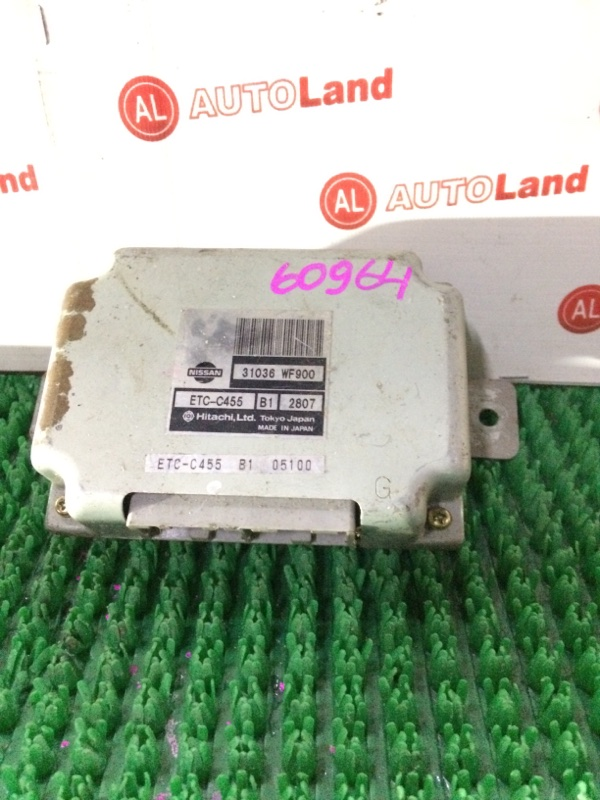 Блок управления акпп Nissan Liberty PM12 QR20
